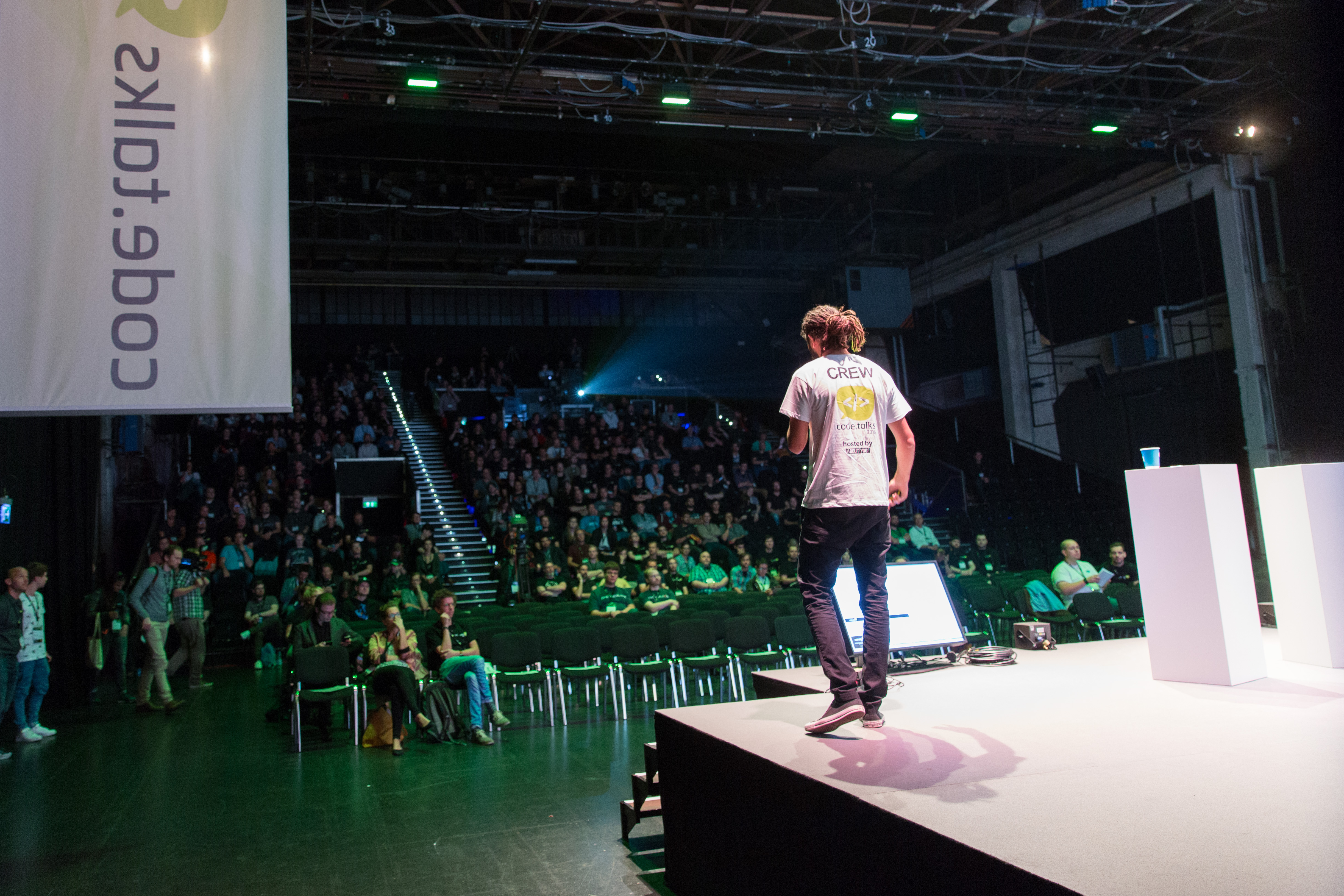 code.talks commerce special 2017 - eine Konferenz für E-Commerce Entwickler, aber nicht ausschließlich!